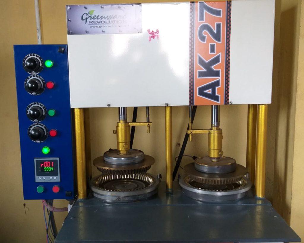 paper plate making machine in kolkata